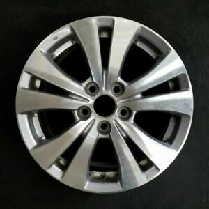 17 Inch Honda Odyssey 2014 2016 2017 Oem Factory Original Alloy Wheel Rim 64057