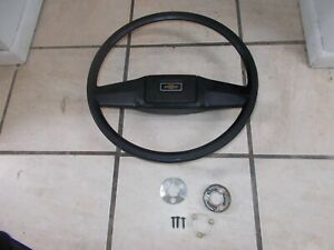 73 87 Chevrolet Pick Up Truck Gmc C10 K10 K5 Blazer K20 Silverado Steering Wheel