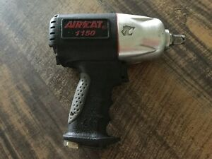 Aircat 1150 1 2 In Killer Torque Twin Hammer Impact Wrench 1150