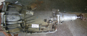 Chevrolet 4l60e 2000 Transmission Rwd Pickup Used