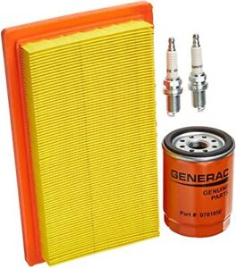 Generac 6485 Scheduled Maintenance Kit For 20kw And 22kw Standby Generators With