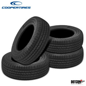 4 X New Cooper Discoverer Srx 225 65r17 102h Traction And Performance Tire
