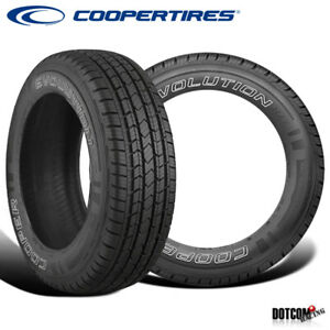 2 X New Cooper Evolution H t 265 70r15 112t Tires