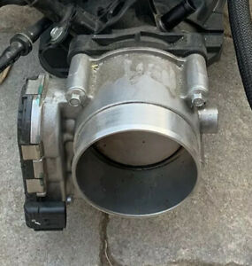85mm Oem Ford Mustang 5 0 Throttle Body