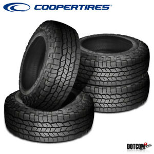4 X New Cooper Discoverer At3 Xlt Lt285 75r17r10 121s Tires