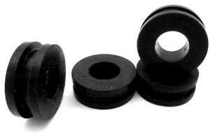 5 8 Hole Round Rubber Grommets For 5 8 Hole 1 8 Thick Panel Materials 3 8 Id