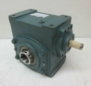 New Dodge 7 1 Hollow Worm Gear Gearbox Speed Reducer 2 78 hp Tigear 2 20s07h