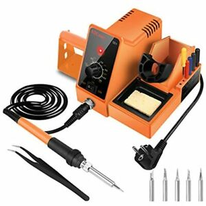Soldering Station Sd1 60 Watt Iron 392 896temperature Adjustable Anti static