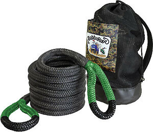 Bubba Rope Green 20 74 000lb Break Strength Recovery Tow Rope