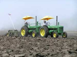John Deere Model R s Hitched Together Rare Find Check Them Out