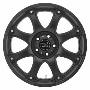 20x9 Matte Black Wheels Black Rhino Glamis 8x6 5 8x165 1 12 set Of 4