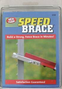 New Farm Sb T post Connector Steel For Electric Fence