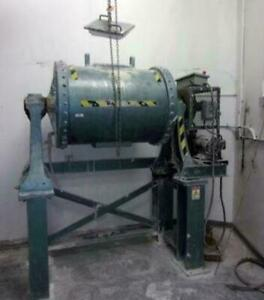 Patterson Ball Mill 95 Gallons