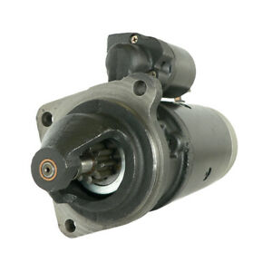 4807375 New Starter For Ford Fiat White Oliver 3010s Tl70 Tl80 Tl90 Tt60a