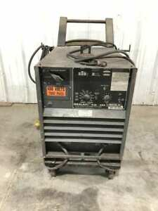 Lincoln Idealarc R3r 400 Variable Voltage Dc Arc Stick Welder 400a 36v