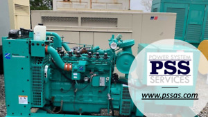 Cummins 150kw Natural Gas Generator