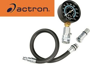 Actron Cp7827 Engine Compression Tester Diagnostic Tool Kit New Free Shipping