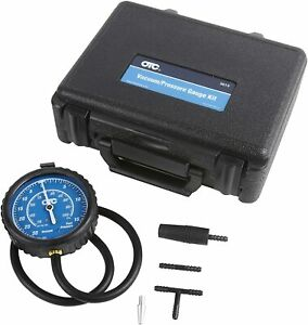 Otc 5613 Vacuum pressure Gauge Kit Tester Diagnostic Tool New Free Shipping Usa
