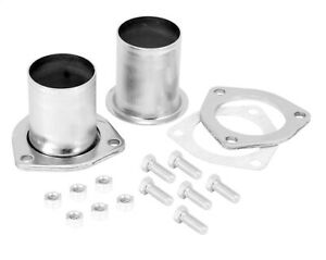 Spectre Performance 4641 Header 3 Collector To 2 5 Pipe W Gaskets Hardware