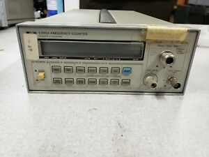 Hp 5386a Frequency Counter