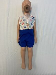 Simulaids Child Cpr Manikin With Soft Carrying Case