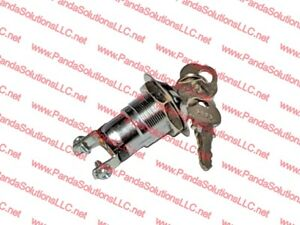 Ignition Switch For Crown Walkie Reach Stacker Wr Key Switch
