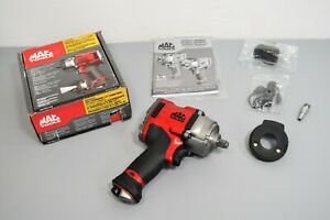 Mac Tools Mpf990501 1 2 Air Impact Wrench Set Rechargeable Led Light