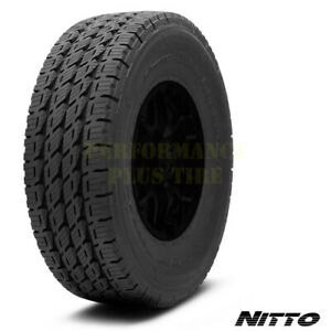 Nitto Dura Grappler Lt245 70r17 119r 10 Ply quantity Of 2