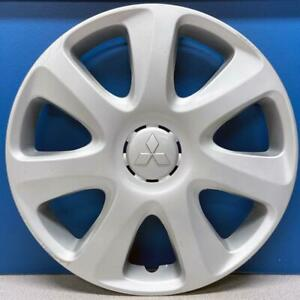 One 2012 2015 Mitsubishi Lancer Es A364a 16 7 Spoke Hubcap Wheel Cover Used