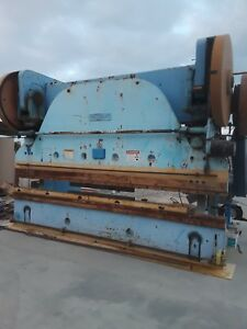 Press Brake 750 Ton X 16 Cincinnati