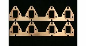 Sce Gaskets Exhaust Gaskets Header Copper Stock Port Ford Big Block Fe Pair 4234