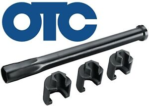 Otc 7595a Inner Tie Rod Removal Tool Set Fits Gm Ford Chrysler Vehicles New Usa