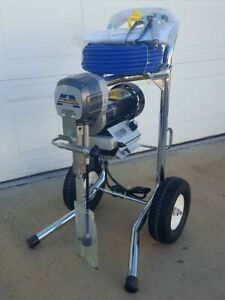 Graco Airlessco Lp540 Electric Airless Paint Sprayer lp655