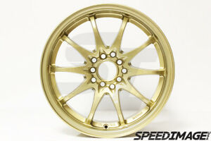 Rota Fighter 10 Wheels Gold 16x7 40 5x100 5x114 3 Tc Rsx Prelude