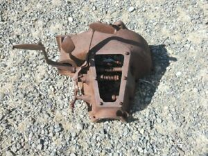 Ford Model T Transmission Cover Cast Iron