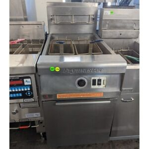 Frymaster Mjcf esd ueh14347 Used Fryer 80 Lb Capacity Natural Gas