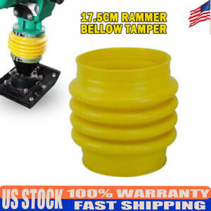 Professional Jumping Jack Bellow For Wacker Rammer Compactor Tamper 17 5cm Dia