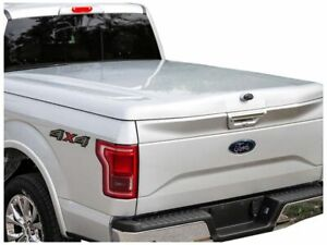 Silver Hard Top Truck Bed Cargo Cover For A Ford F 150 5 5 Foot Bed