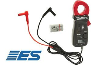 Electronic Specialties 697 400 Amp Dc Ac Current Probe Tool New Free Shipping