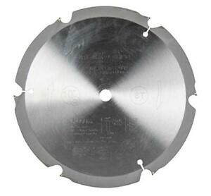Metabo Hpt Miter Saw table Saw Blade 10 inch Fiber Cement Blade 6 tooth Polyc