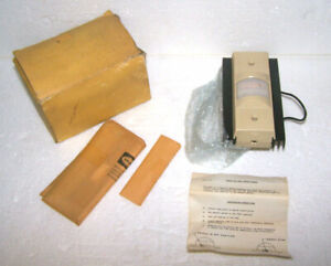 Hubbell Wall Light Switch Sensor Wss 120 Motion Switching System Flourescent Nos