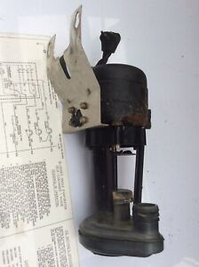 Manitowoc Water Pump 115v P n 20 0142 3 2001423 Next Day Delivery Option