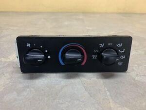 04 11 Ford Ranger Climate Control Heat A C Oem Part Number 3l5h 19e764 Aa
