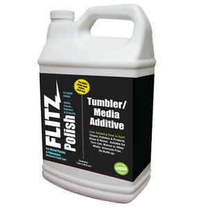 Flitz PolishTumbler Media Additive 1 Gallon (128oz) GL 04510 $114.07