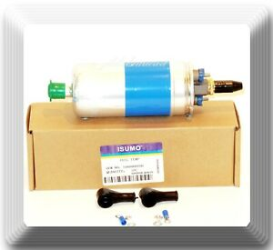 1160900050 In Line Electric Fuel Pump For audi 1987 1998 Mercedes Benz 1973 1996
