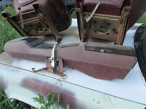 1973 1974 1975 1976 1977 Cutlass 442 Center Console With Shifter 455 Auto Nice