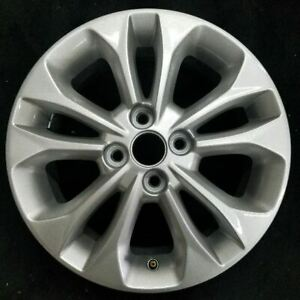 15 Inch Chevy Spark 2019 2020 Oem Factory Original Alloy Wheel Rim 5975