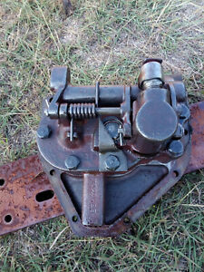 Farmall Ih M Sm Hydraulic Belly Pump