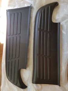 For Toyota Tundra 2000 To 2006 Rear Step Bumper Pads