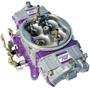 Proform 67200 Race Series 750 Cfm Mechanical Secondary Carburetor Aluminum